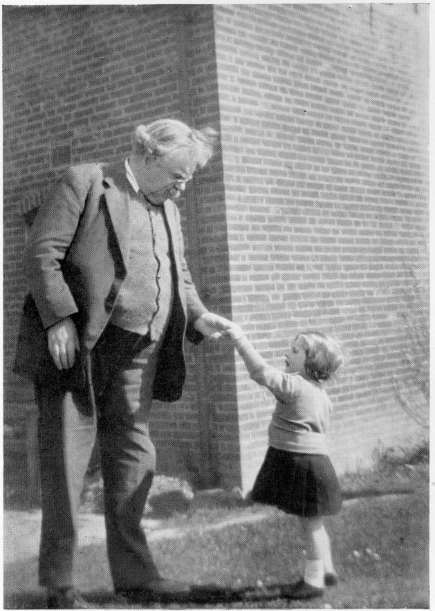 Chesterton e criança