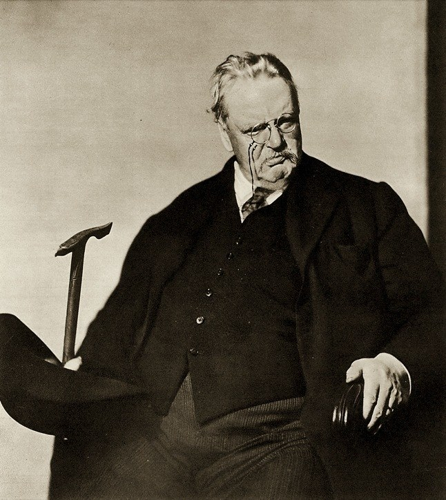Chesterton gordo